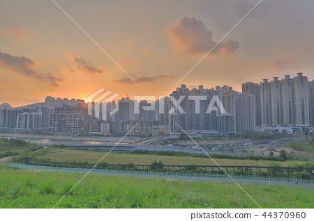 a skyline of Tseung Kwan O South 44370960