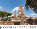 태국 아유타야 유적 세계 유산 · 왓토뿌라라무 44373424