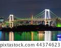[도쿄] 오다이바의 야경 44374623