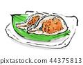 local cuisine, preserved food, japanese food 44375813