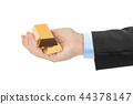 손, 금, 금색 44378147