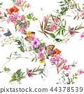 ดอกไม้,แบบ,โรงงาน 44378539