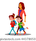 child mother family 44378650