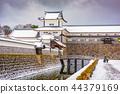 Kanazawa, Japan Castle 44379169