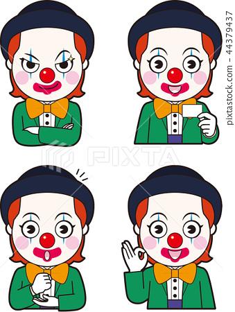 小丑6 44379437