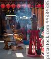 庙宇 寺院 神殿 44384385