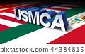 USMCA Trade Agreement 44384815