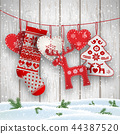 decorations, reindeer, tree 44387520