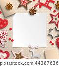 christmas, xmas, background 44387636