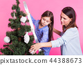 mother, christmas, decoration 44388673