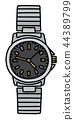 watch wristwatch waterproof 44389799