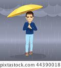 Sad Raining Man 44390018