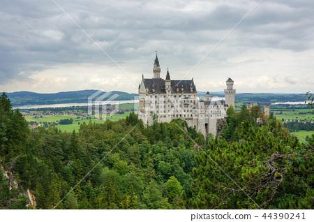 neuschwanstein castle 44390241