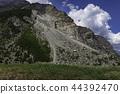 瑞士山脈滑坡 44392470