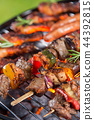 อาหาร,บาร์บีคิว,บาบีคิว 44392815
