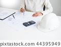 blueprint, architect, discuss 44395949