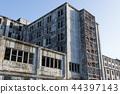 버려진 유령 빌딩 Deserted house ghost building 44397143