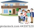 이세대 주택, 2세대 주택, 가족 44397320