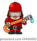 消防员 紧急情况 紧急 44400082