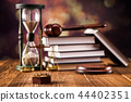 Law concept 44402351
