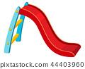 slide vector illustration 44403960