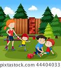 Kid injury from roller skate 44404033