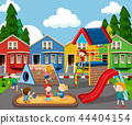 playground, play, background 44404154