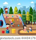 playground, play, children 44404176