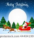 christmas, xmas, santa 44404199