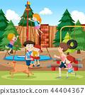 playground, playing, child 44404367