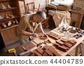 carpenter, wood, plank 44404789
