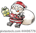 聖誕老人 44406776