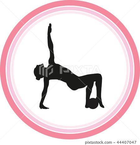 rhythmic gymnastics 44407047