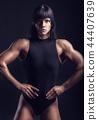 Female body 44407639