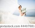 新娘 婚礼 女人 44407681