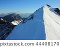ภูเขาหิมะ,หิมะ,ฤดูหนาว 44408170