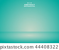 Abstract mock yellow and blue gradient background. 44408322