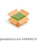 cardboard, bottle, box 44408414