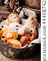 Christmas symbol baking 44408742