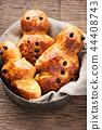 Christmas symbol baking 44408743