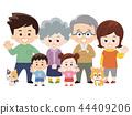 家庭 家族 家人 44409206