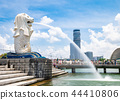 Singapore Merlion 44410806