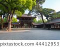 Meiji Jingu Minamishinmon 44412953