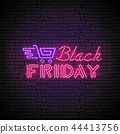 sign, marketing, black 44413756