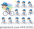 Delivery women_road bike 44414301