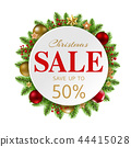 Christmas Wreath Sale 44415028