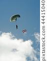 Parachutist 44415040