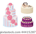 sweet, bakery, collection 44415287