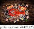 seafood,fresh,ingredient 44421973