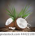 milk coconut coco 44422188